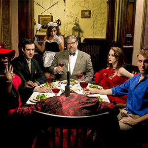 Portland Murder Mystery: death at the dinner table